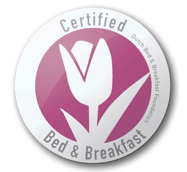 certificatie Bed and Breakfast Maarssen